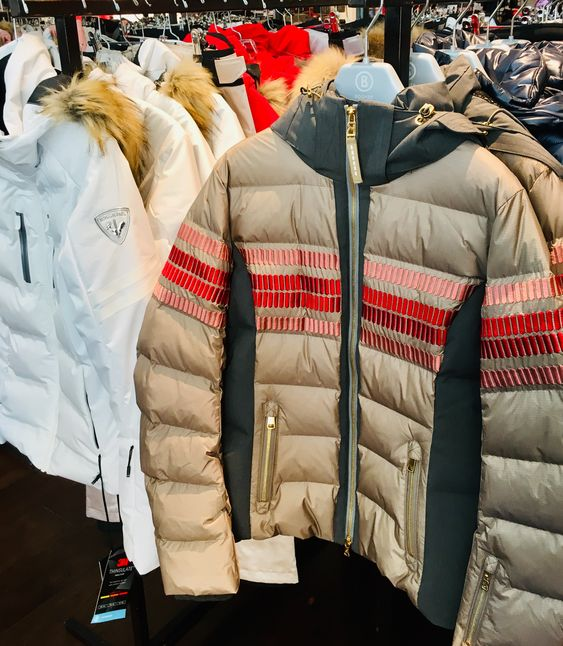 outerwear, coats, ski apparel, Bogner