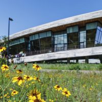 Trinity River Audubon Center – one of the best walking trains in the Dallas area