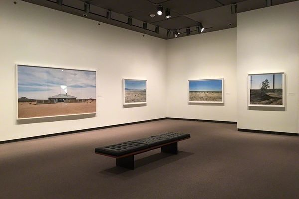 Photographs by Anthony Hernandez - Amon Carter Museum of American