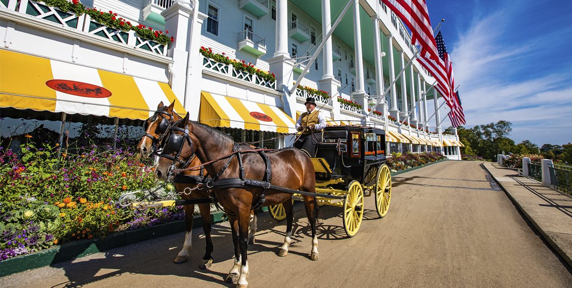 Grand Hotel, Mackinac Island | Photos Courtesy of the Grand Hotel