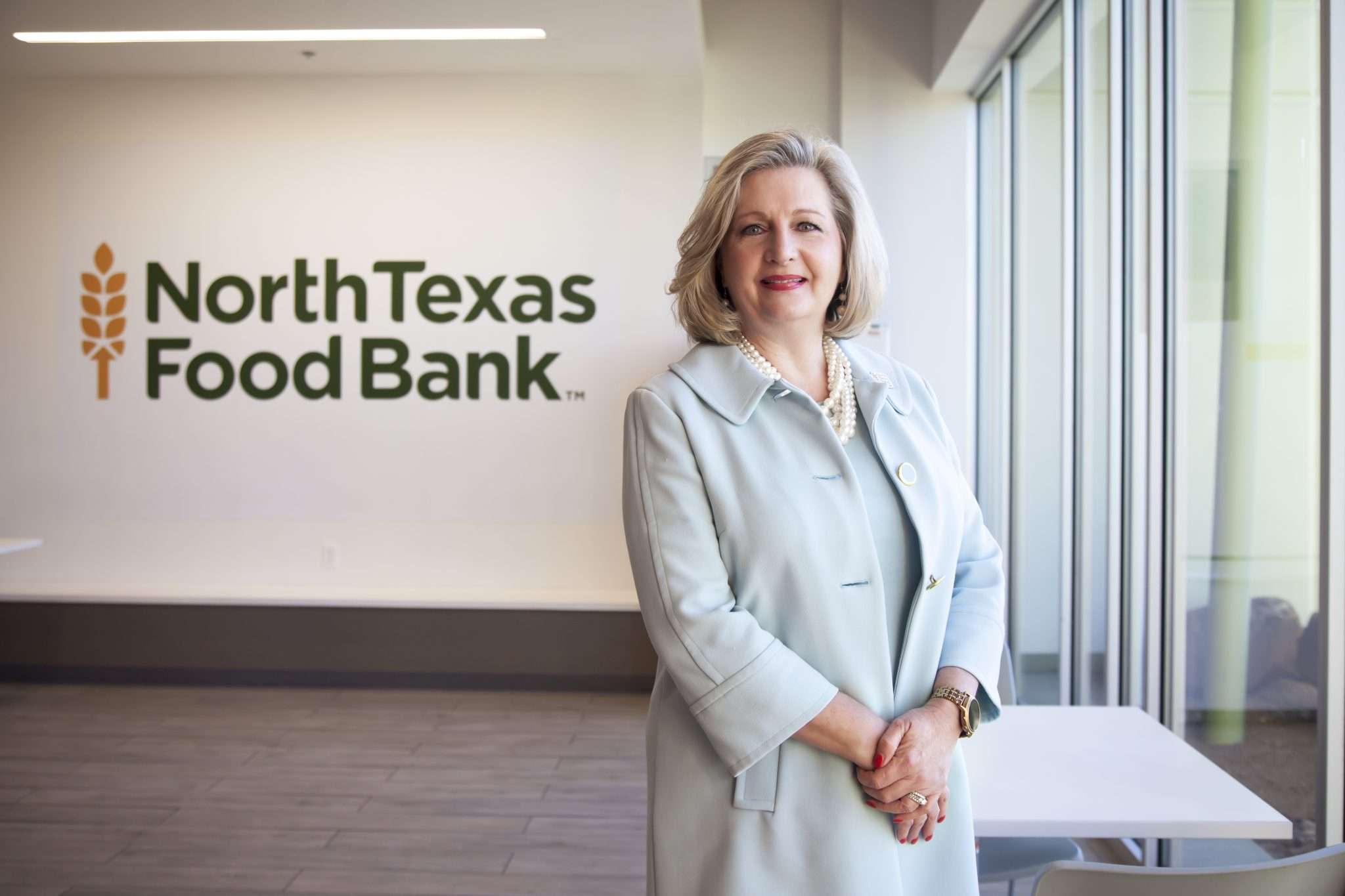 CEO of North Texas Food Bank Trisha Cunningham
